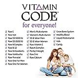 Garden of Life Zinc Vitamin - Vitamin Code Raw Zinc Whole Food Supplement with Vitamin C, Vegan, 60 Capsules
