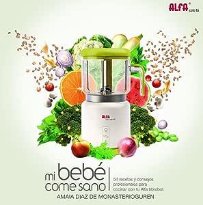 Alfa - Recetas para cocinar con el Robot de Cocina: Amazon.es: Hogar