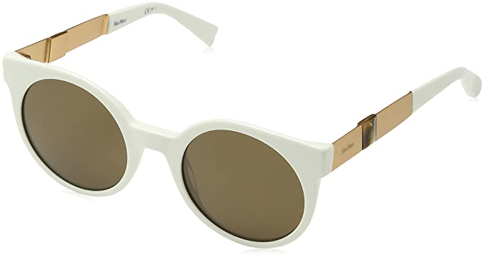 Max Mara Mm Stone II OC R1A 52 Gafas de Sol, Blanco (White ...