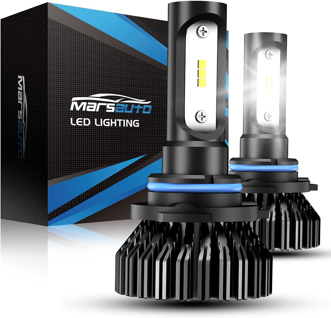 Marsauto LED Headlight Bulbs