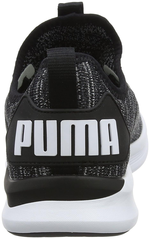 Puma Ignite Flash Evoknit Herren Turnschuhe Turnschuhe Turnschuhe 9c5437