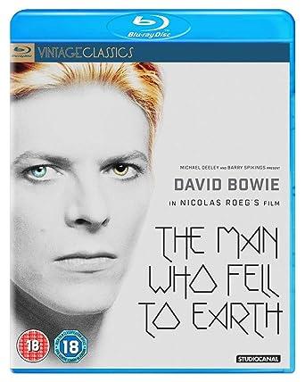 Amazoncom The Man Who Fell To Earth 40th Anniversary