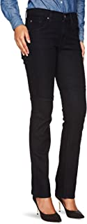 product image for James Jeans Women's Hunter Straight Leg Jean in Seduction