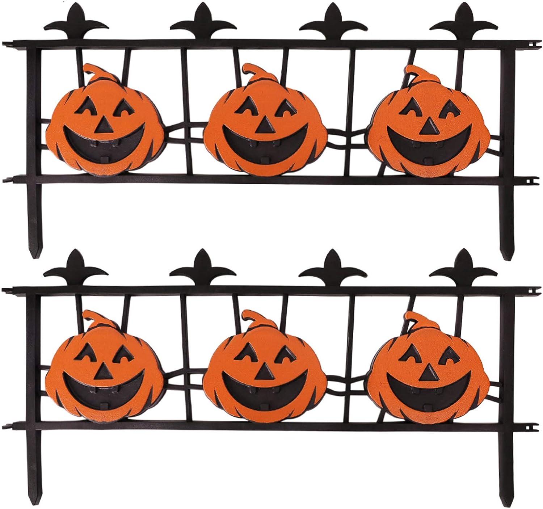 Halloween Fence Yard Stakes