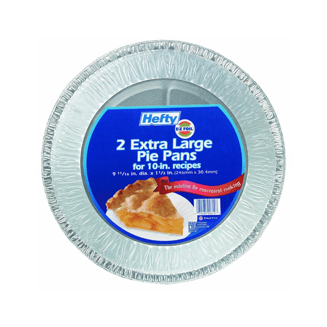 Amazon.com Pactiv/E Z Foil 90810 Extra Large Pie Pan (Pack of 12) Foil Pie Kitchen \u0026 Dining  sc 1 st  Amazon.com & Amazon.com: Pactiv/E Z Foil 90810 Extra Large Pie Pan (Pack of 12 ...