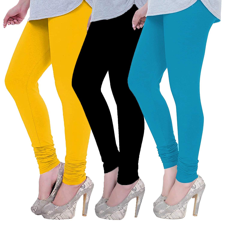 AAICO Leggings Combo Pack for Women