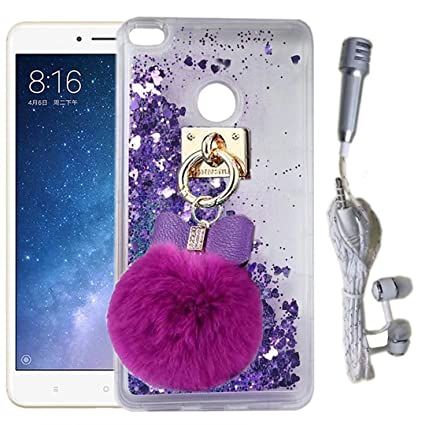 the latest 58f42 be728 Amazon.com: For Huawei Honor 8 Glitter Case, QKKE Shiny Bling Star ...