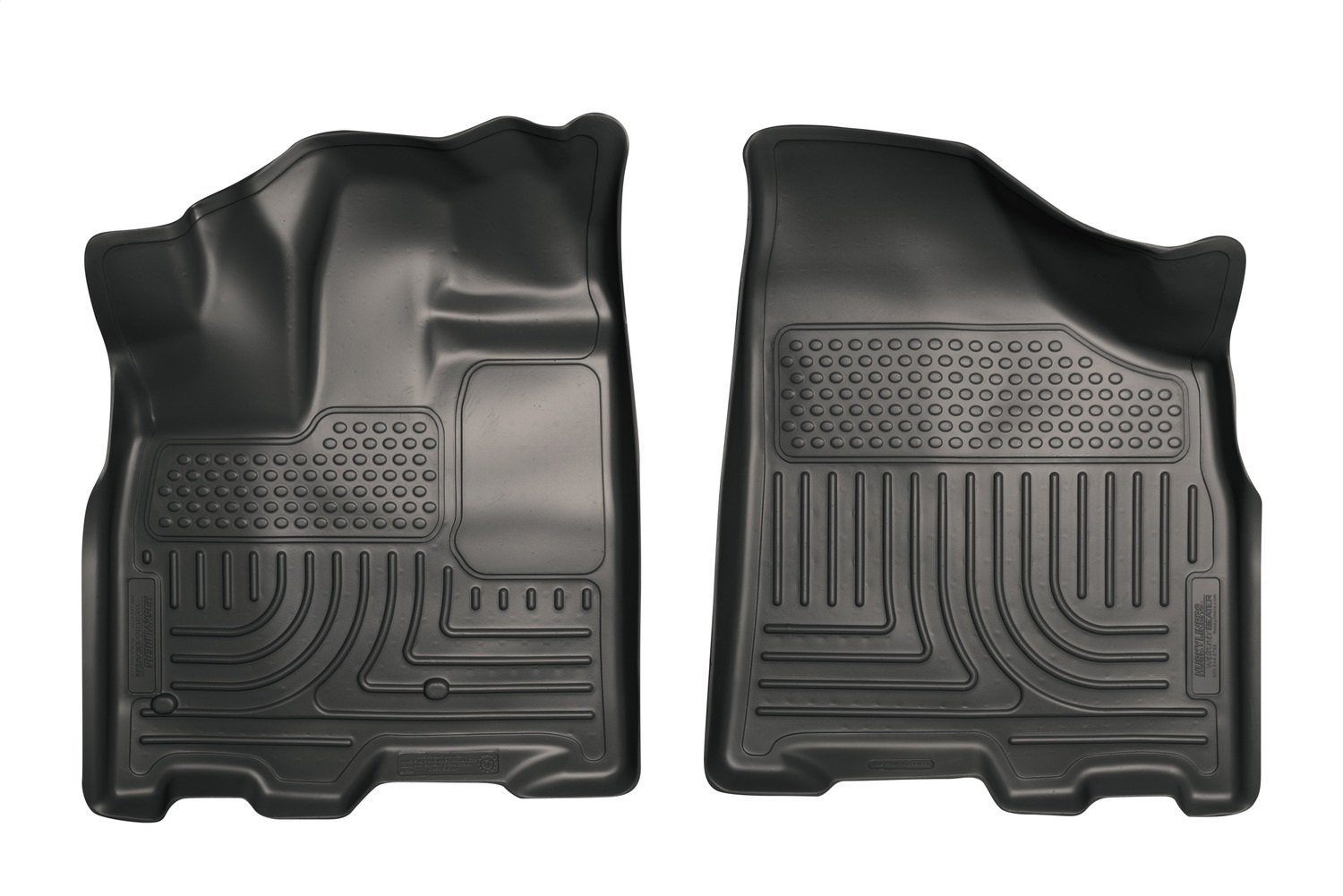 Husky Liners 18851 WeatherBeater Black Front Floor Liner Winfield Consumer Products