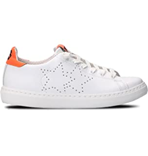2STAR HOMME 2SU1893 BLANC CUIR BASKETS