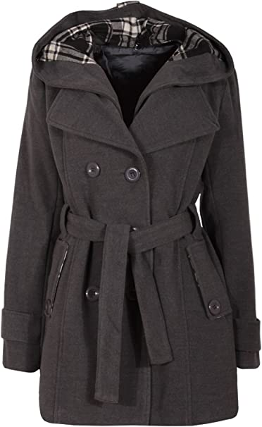 Catch Trench Large 44 Manteau Fashion Femme Gris cL35qSRj4A