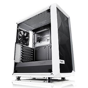 Fractal Design FD-CA-MESH-C-WT-TGC Computer Case