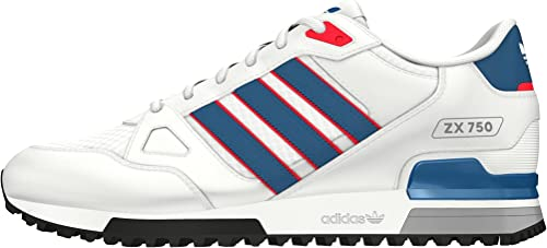 adidas Unisex Adults' Zx 750 Low-Top