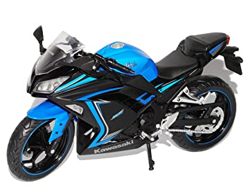 Alles Meinede GmbH Kawasaki Ninja 300 Blau Schwarz SE Special Edition 1