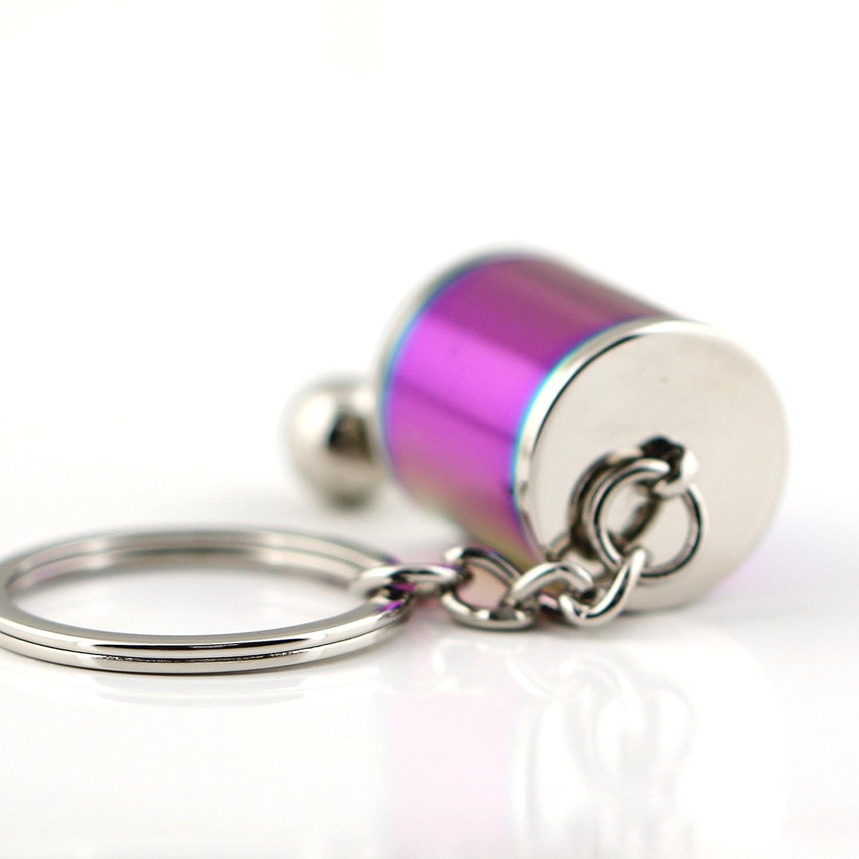 Maycom Creative Spinning New Disc Brake Keychain Key Chain Ring Keyring Keyfob Key fob Holder Accessories 86032