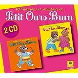 40 chansons et comptines de Petit Ours Brun - L'intégrale