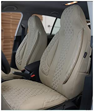 Maß Sitzbezüge Kompatibel Mit Vw T5 T6 Caravelle Transporter Fahrer Beifahrer Ab 2003 Farbnummer Pl405 Baby