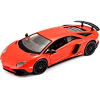 Bburago Lamborghini  Aventador LP 750-4 SV 1:24 Scale Diecast Car Diecast Vehicle