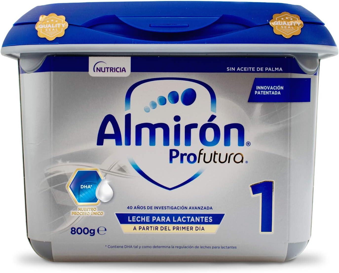 Almirón Profutura 1Leche de Inicio en Polvo A Partir Del Primer Día, 800g