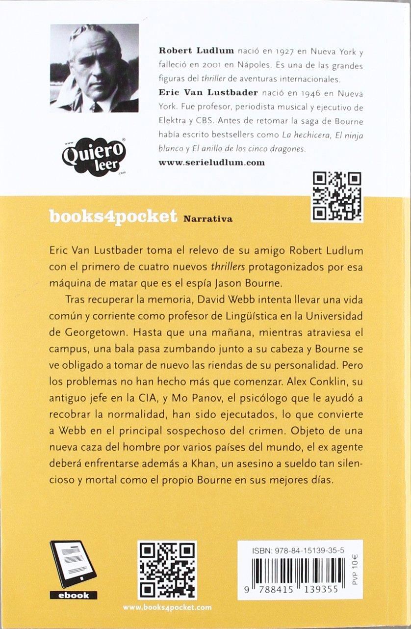 El legado de Bourne (Books4pocket narrativa): Amazon.es ...