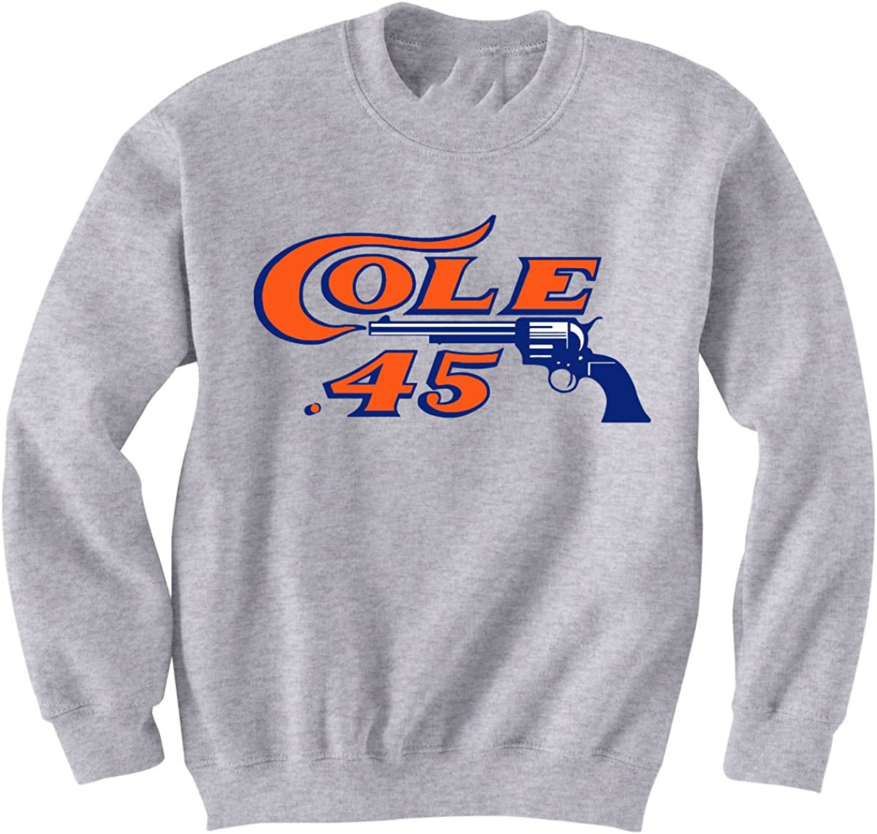 "Gerrit Cole Houston Astros /""Cole 45s/"" HOODED SWEATSHIRT"