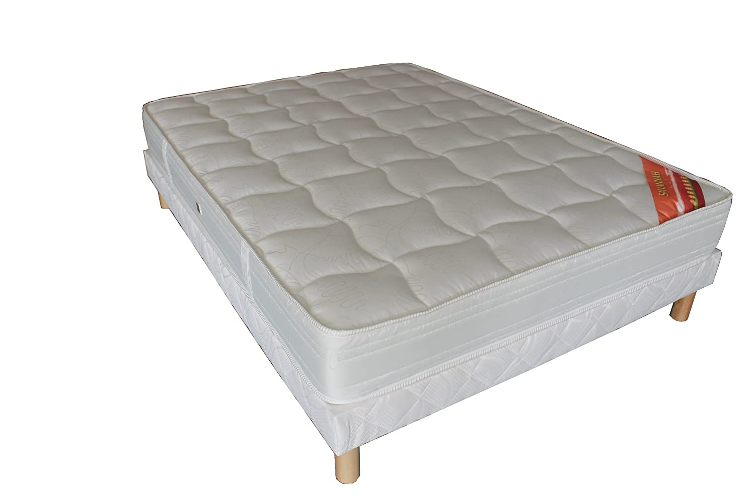 sommier merinos 160x200 matelas x cm sommier xx cm merinos friendly with sommier merinos. Black Bedroom Furniture Sets. Home Design Ideas