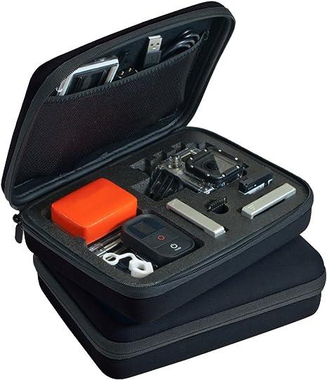 Medium 8.8 x 6.9 x 2.6-Inch Xit XTGPCM GoPro Case