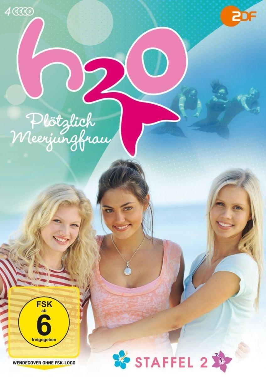 H2O - Plötzlich Meerjungfrau Staffel 2 4 DVDs Alemania: Amazon.es: Cariba Heine, Claire Holt, Phoebe Tonkin, Angus McLaren, Kim Sertori, Jeffrey Walker, Cariba Heine, Claire Holt: Cine y Series TV