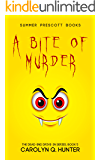 A Bite of Murder (The Dead-End Drive-In Series Book 5)