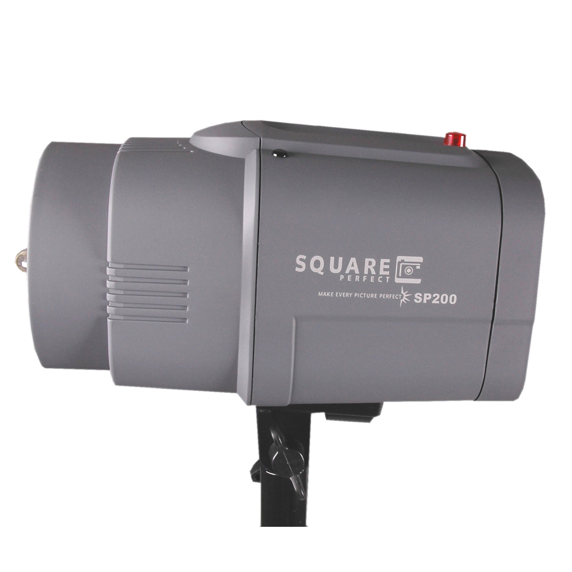 Square Perfect 200W/S SP200 Strobe/Flash Head Photography Studio Lighting by SQUARE PERFECT
