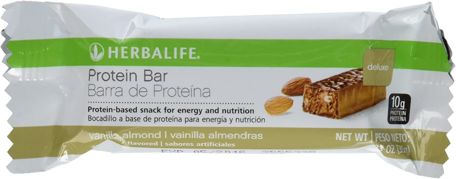 Herbalife Protein Bar Deluxe - Packed with Essential Vitamins ...
