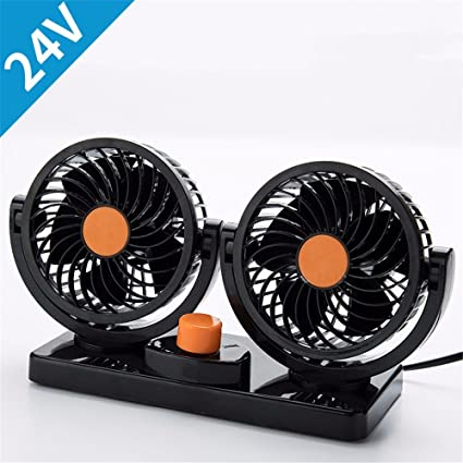 WanJiaMenShop Ventiladores potentes Ventiladores para Autos ...