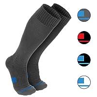 Wanderlust Travel Compression Socks - Support Stockings for Men & Women