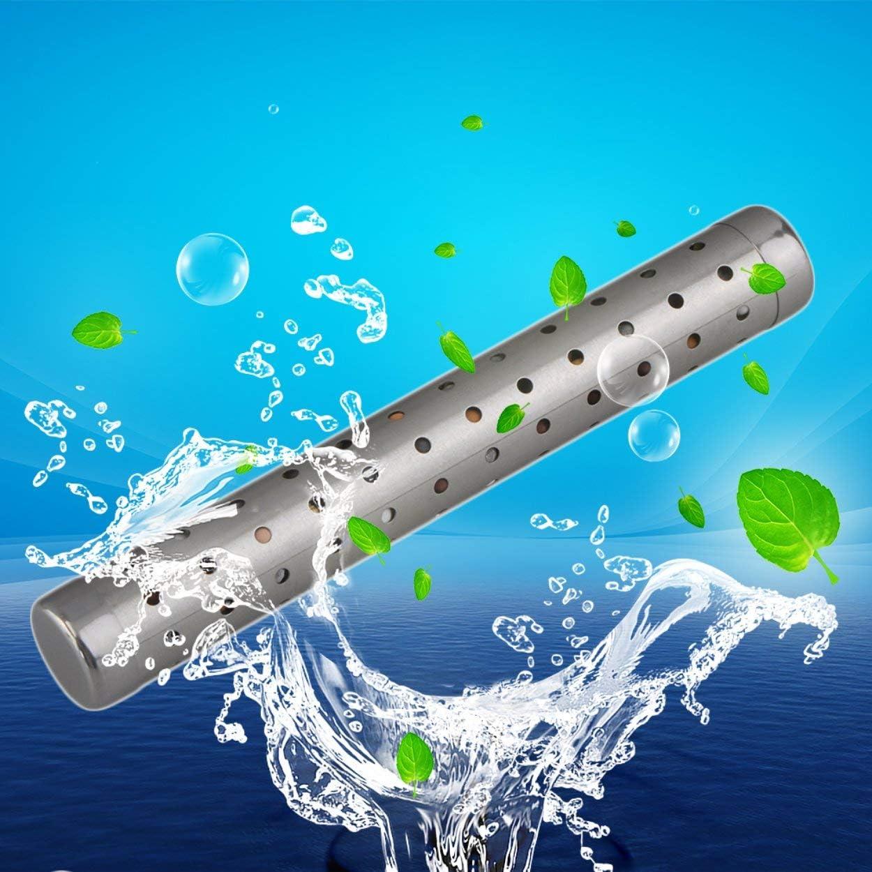 5pcs Portable//Travel Filter Alkaline Water Stick PH Alkalizer Ionizer Hydrogen Minerals Wand Filter Water Activating