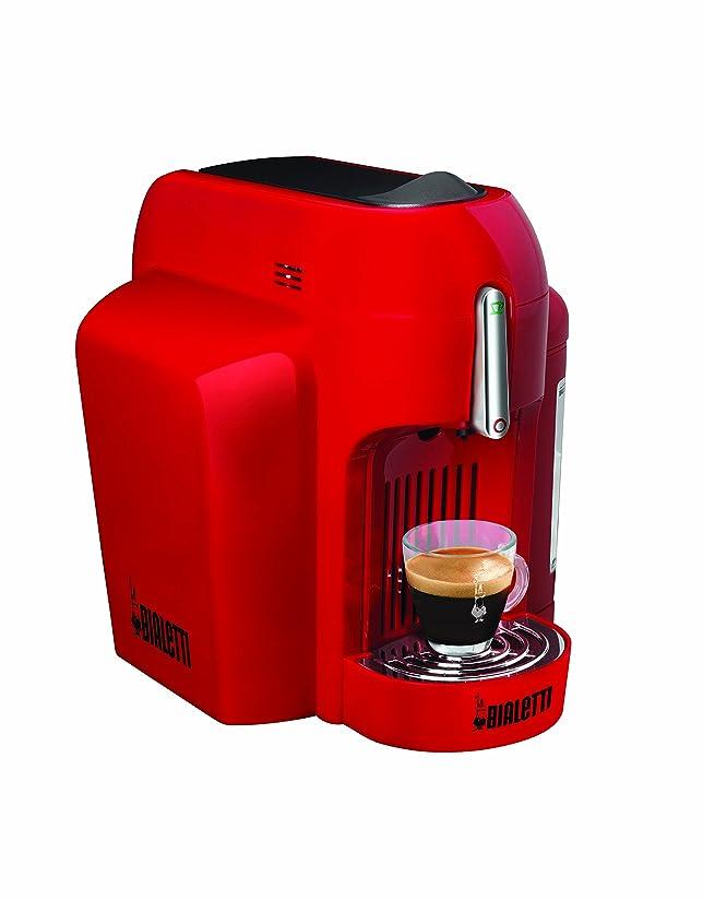 Bialetti Mini Rossa, macchina del caffè, sistema chiuso: Amazon.it ...