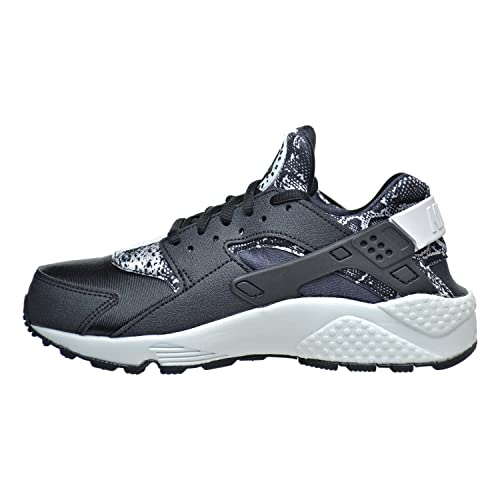 c071d43f3c59 Amazon.com | Nike Air Huarache Run Print Women's Shoes Black/Pure Platinum  725076-002 (5.5 B(M) US) | Running