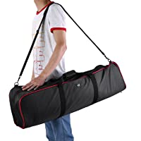 """Neewer 31""""x7""""x8""""/80x18x20cm Padded Carrying Bag with Strap for Manfrotto,Sirui,Vanguard,Ravelli and Dolica Series Stands…"""