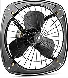 HARMAN INDUSTRIES 9 inch Fresh AIR Exhaust Fan (METALLIC GREY)