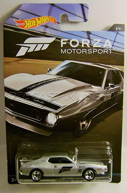 1970 '70 AMC JAVELIN AMX 6/6 HW HOT WHEELS FORZA MOTORSPORT SERIES DIECAST  2017