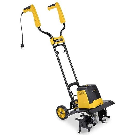 Varo Powerplus Motorhacke Gartenfrase Kultivator 1200 Watt Amazon