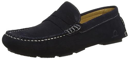 ChathamEscape - Mocasines Hombre, Color Azul, Talla 39: Amazon.es: Zapatos y complementos