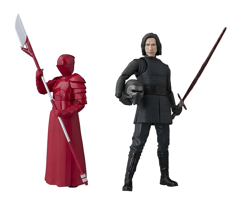 S. H. Figuarts Star Wars Cairo Len, Elite Pretorian Guard (Heavy Blade) with 2 Benefit Benefits BB Unit