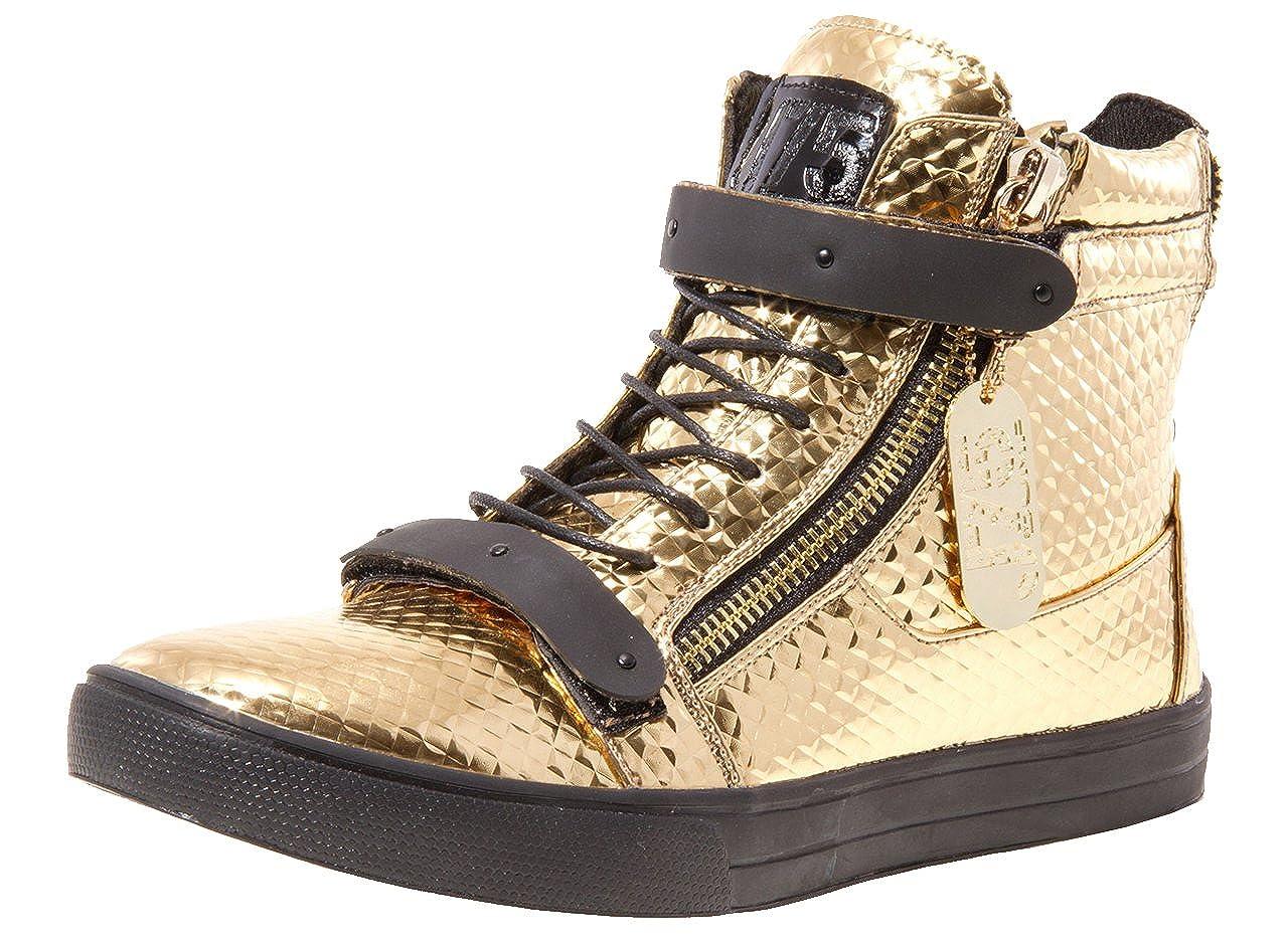 gold JUMP Mens Zion Sneaker