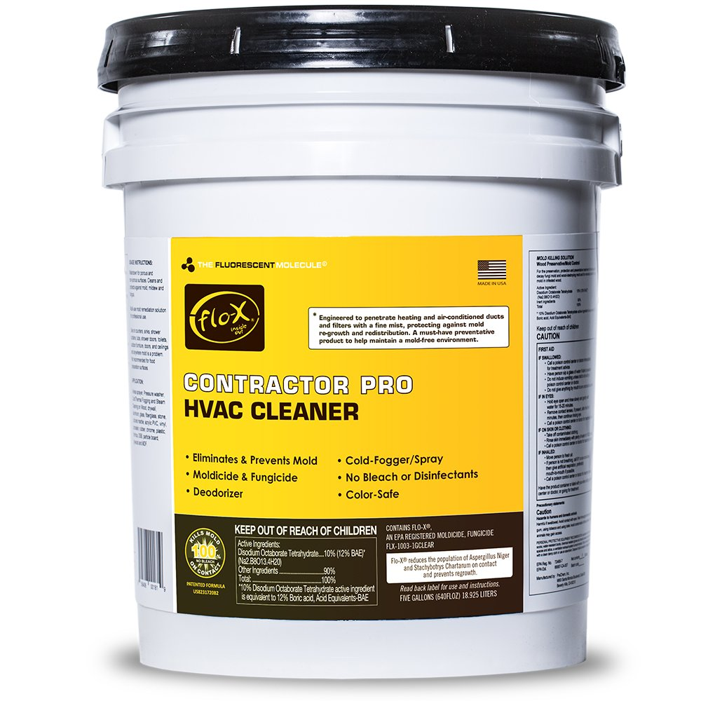 Flo-X Contractor Pro HVAC Cleaner - 5 gal by Flo-X