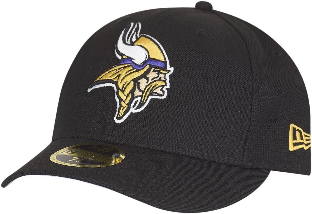 New Era 59Fifty Low Profile Cap Minnesota Vikings