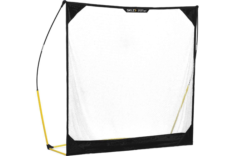Ultra Portable and Lightweight Quick Assembly Multi Sport Net SKLZ Quickster Baseball and Softball Practice Net