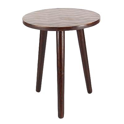 Amazon Com Winsome Wood Concord Half Moon Table Kitchen