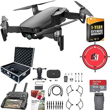 DJI Mavic Air Drone Combo con mando a distancia extensible Fly ...