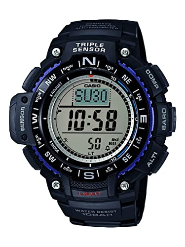 Casio Collection Men s Watch SGW-1000-1AER  Amazon.co.uk  Watches eb62fd21bd5