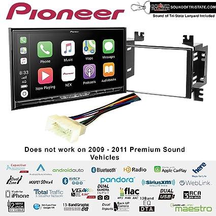Amazon com: Pioneer AVIC-W8500NEX 6 94