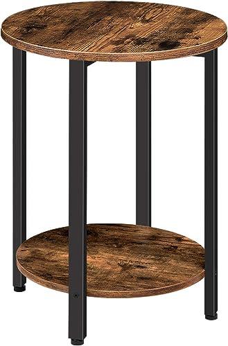 HOOBRO Round Side Table